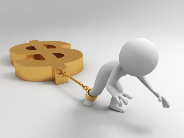 money dollars cash burden debt chain 600x450 The Responsible Homeowner Refinancing Act Is Back